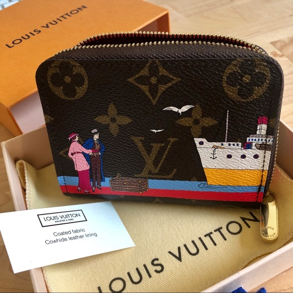 Louis Vuitton Handbags - Louis Vuitton Zippy Coin Purse Limited Edition